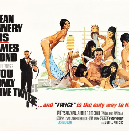 James Bond – You Only Live Twice