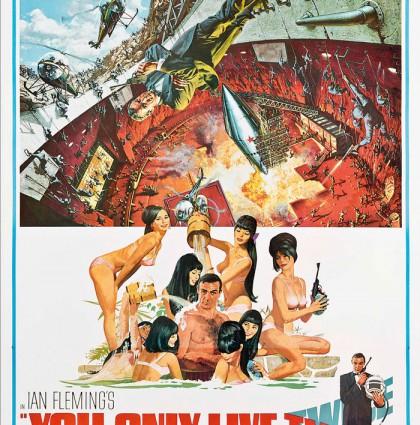 James Bond  – You Only Live Twice (V2)