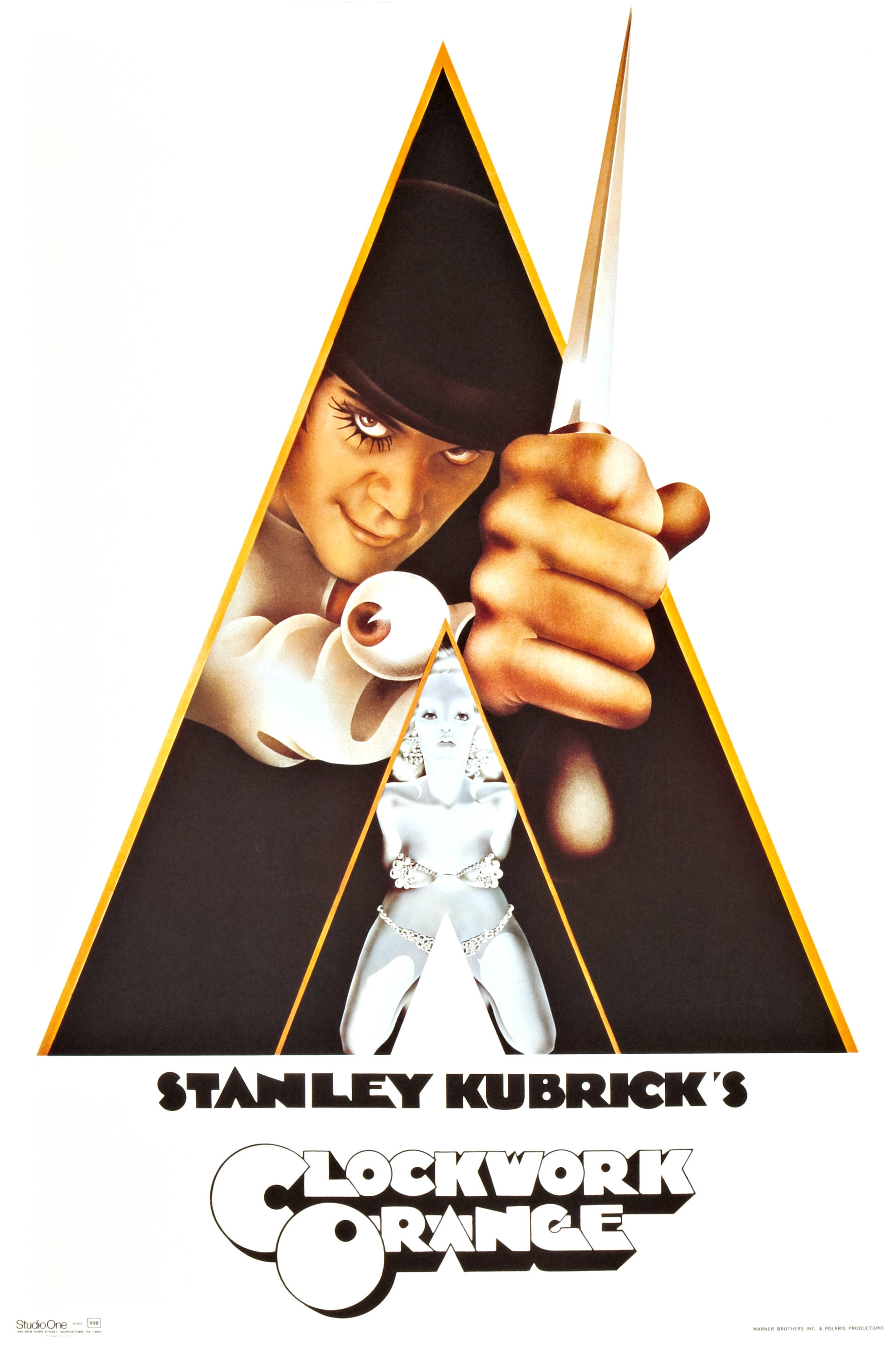 a clockwork orange Find a various - stanley kubrick's a clockwork orange (music from the  soundtrack) first pressing or reissue complete your various collection shop  vinyl and.