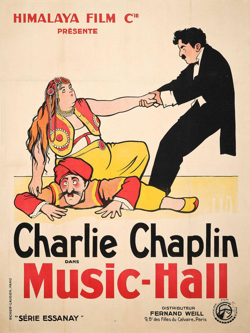 Tango Tangles (Music-Hall) (French)