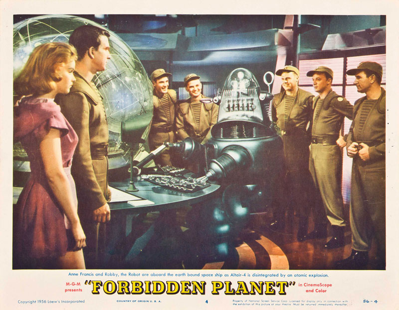 Forbidden Planet (V2)