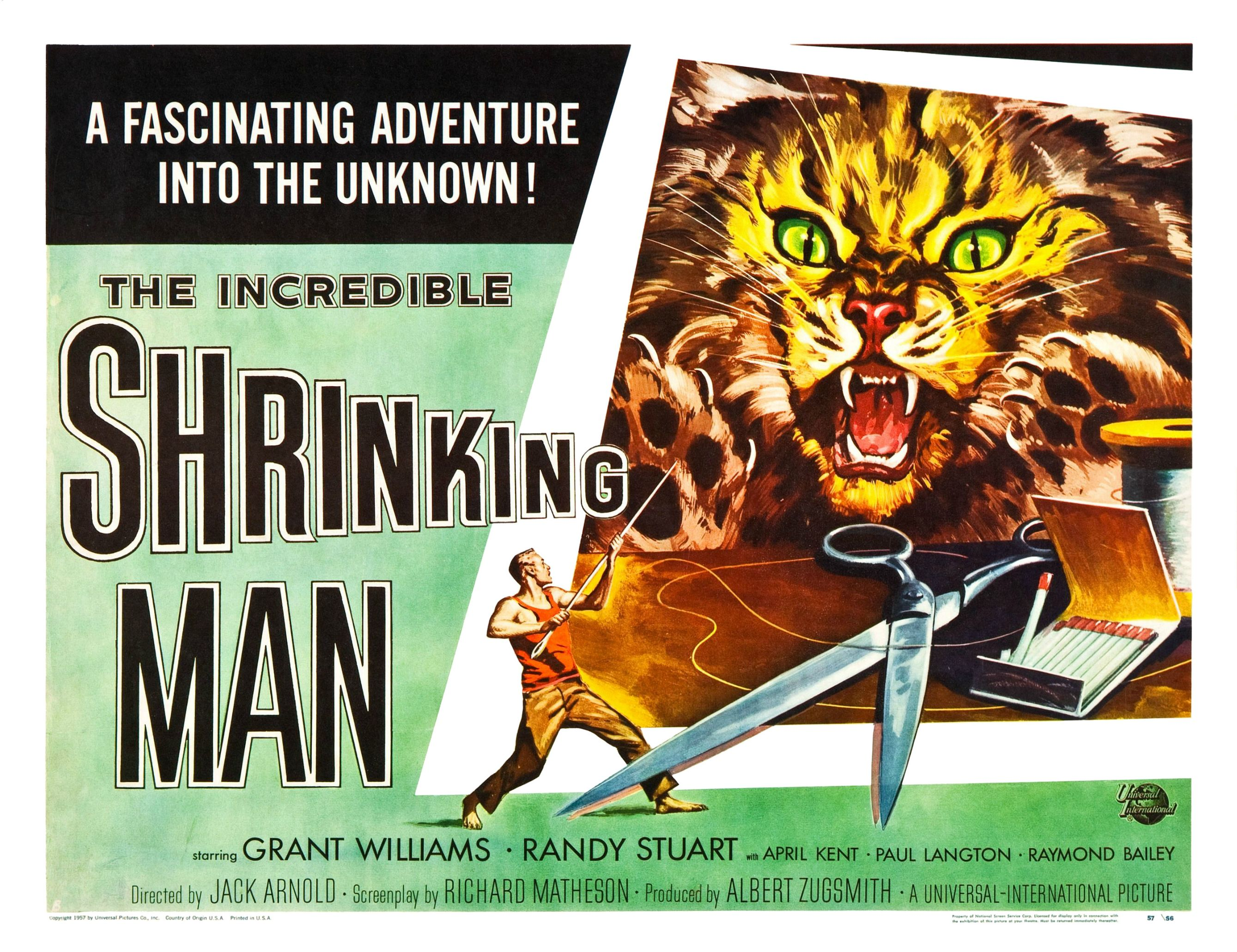 http://retromovieposter.com/wp-content/uploads/2015/04/1957-The-Incredible-Shrinking-Man.jpg Incredible Shrinking Man Poster