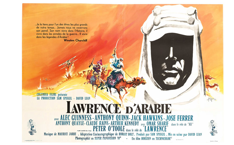 Lawrence of Arabia (French)