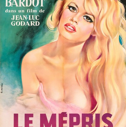 Le mépris (French)