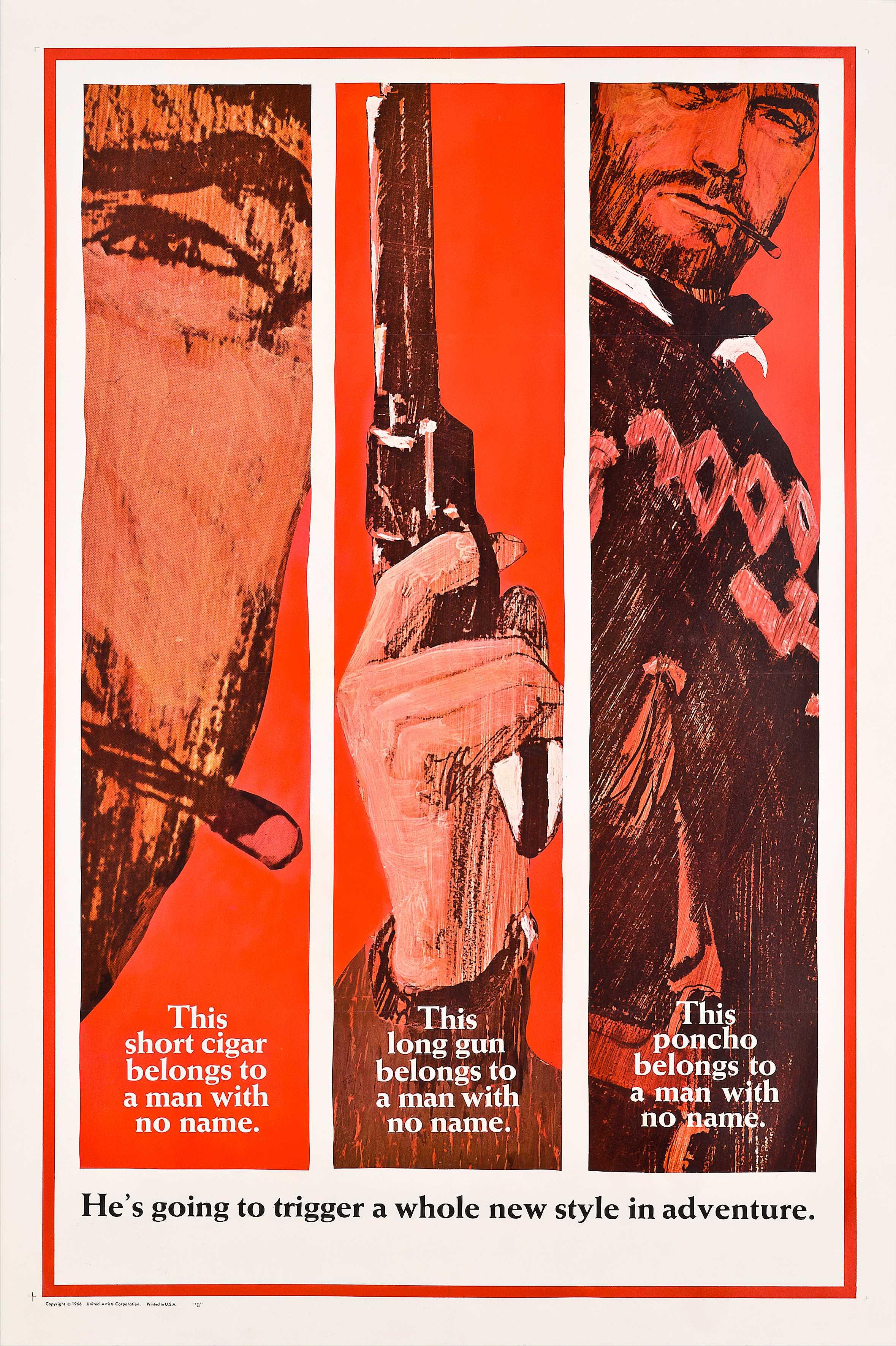 a fistful of dollars  u22c6 retro movie posterretro movie poster