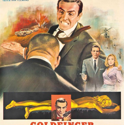 James Bond – Goldfinger (French Version)