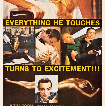 James Bond – Goldfinger (V2)