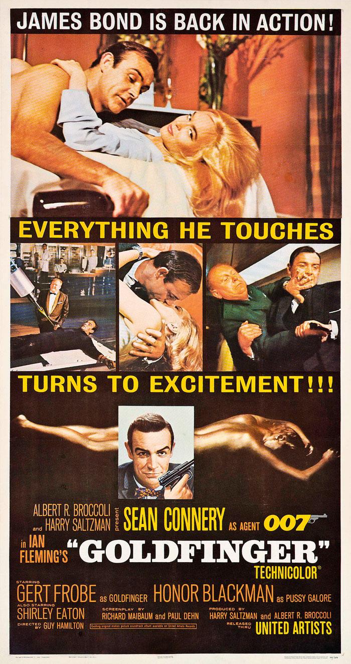 James Bond – Goldfinger (V2)