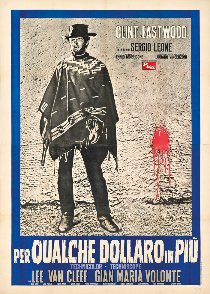 For a Few Dollars More (Italian)