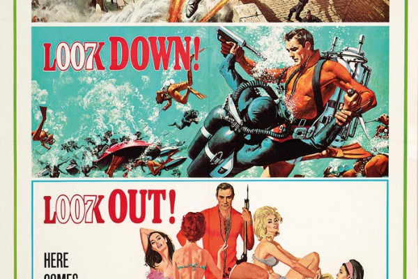 James Bond – Thunderball (V2)