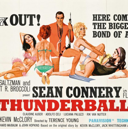 James Bond – Thunderball