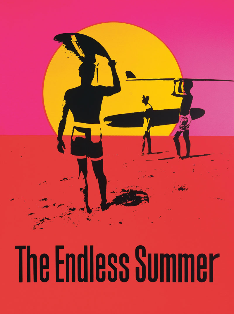 Image result for endless summer movie poster images