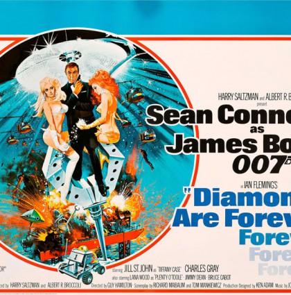 James Bond – Diamonds are Forever