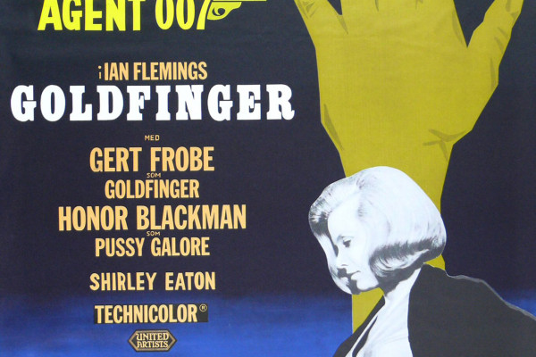 James Bond – Goldfinger (V3)
