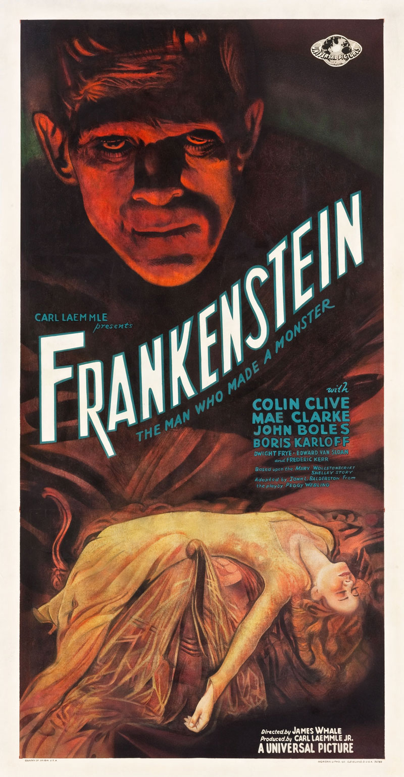 Frankenstein 1931 summary