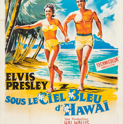 Blue Hawaii (French)