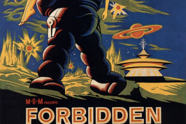 Forbidden Planet (V3)